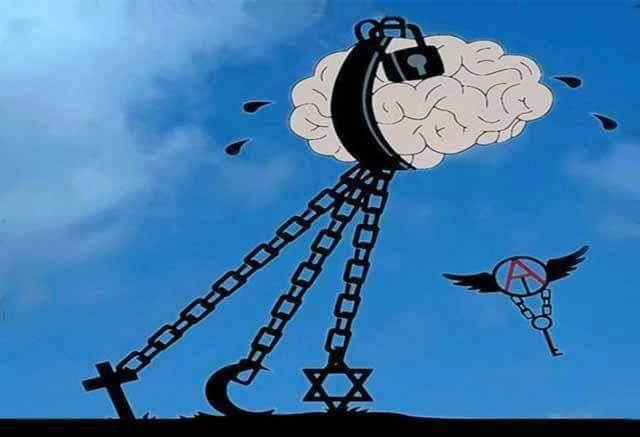 religije okuju mozak